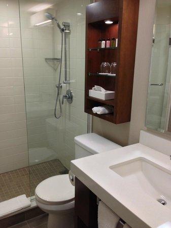Delta Hotels by Marriott Kingston Waterfront: Bathroom
