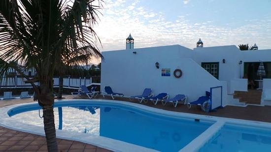 Bungalows Sal y Mar: pool