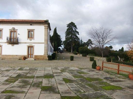 Casa de Samaioes Rural Hotel : Oben Rechts Suite