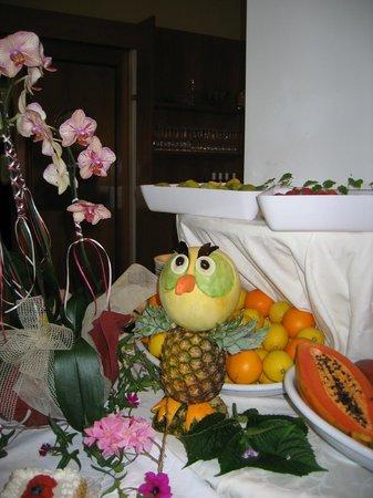 Hotel Sirenetta: Gran Buffet di dolci