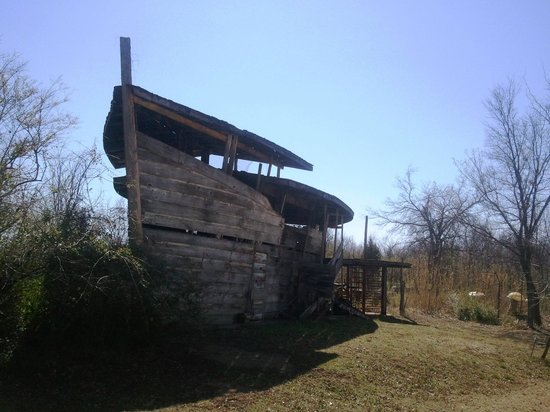 Blue Whale of Catoosa: The Ark.