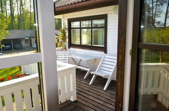 Merekalda Guesthouse: Apartment's balcony