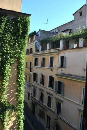 Hotel Grifo: view