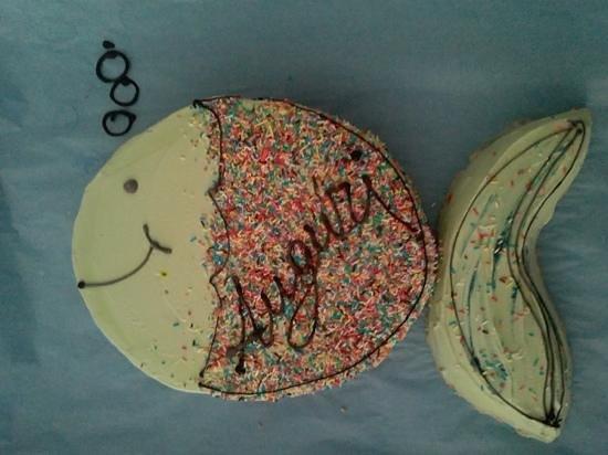 Gelateria Ciocolat: torta gelato