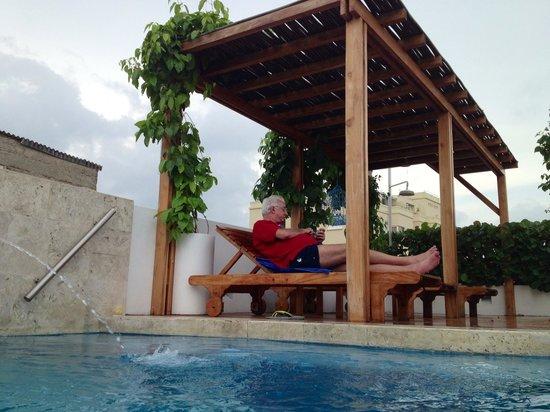 Casa Claver Loft Boutique Hotel: pool