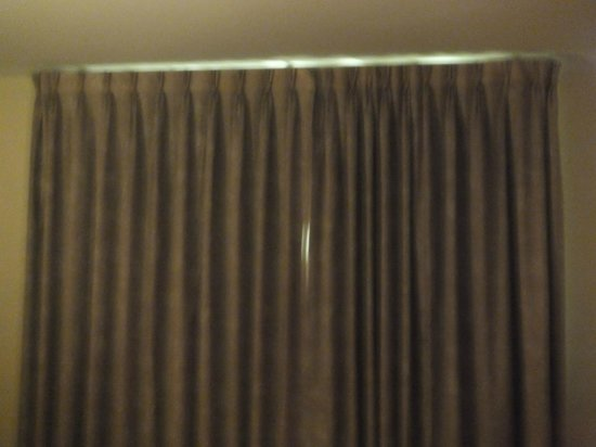 Curtains Ideas curtains cardiff : Even the curtains didn't stop it!! - Picture of Future Inn Cardiff ...