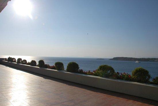The Westin Athens Astir Palace Beach Resort : Sunset