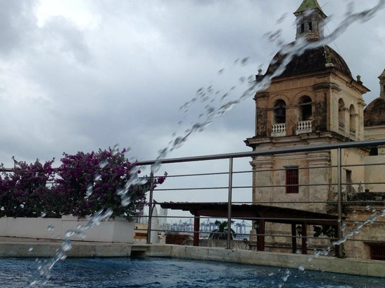 Casa Claver Loft Boutique Hotel : roof top pool