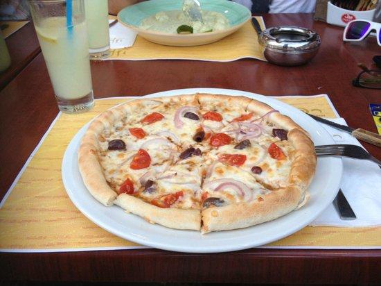 Reffaello : my pizza