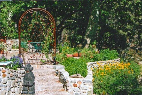 Chuparosa Inn Bed and Breakfast: Chuparosa Bed & Breakfast Inn Gardens