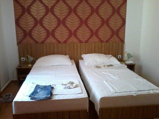 Hid Hotel: camera piccola,ma confortevole