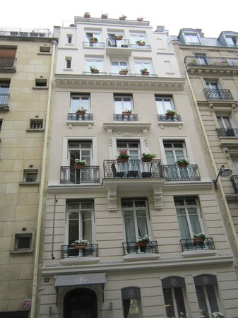 Hotel Residence Foch : Exterior