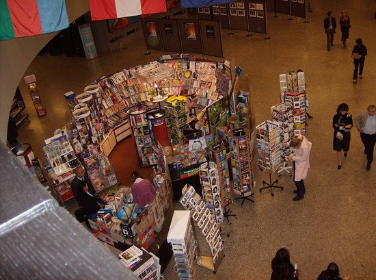 gift shop - Picture of United Nations Complex, Vienna - TripAdvisor