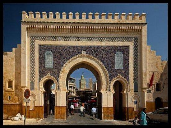 The a la Menthe: Maroc.
