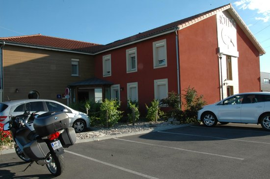 Hôtel Les Etoiles Du Forez : Vue extérieure