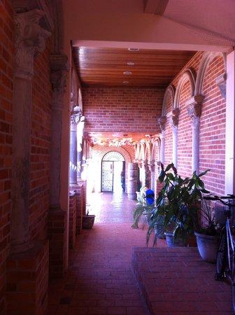 Hotel Mosteiro: Acesso