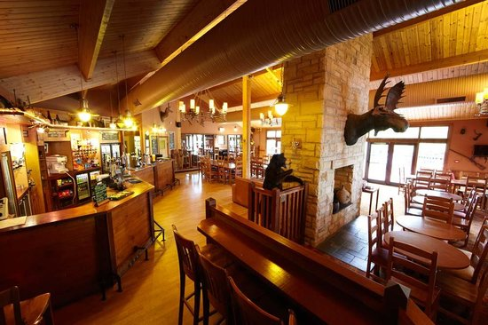 Crazy Bear Hunting Lodge
