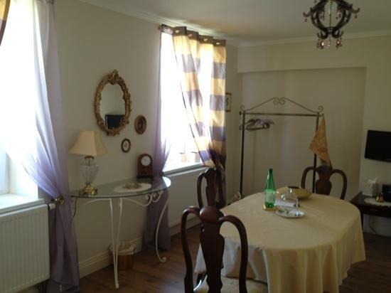 Gastehaus No.31 im Rosengarten: suite