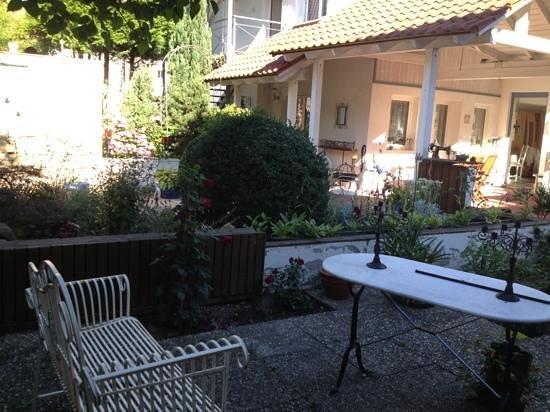 Gastehaus No.31 im Rosengarten: garden