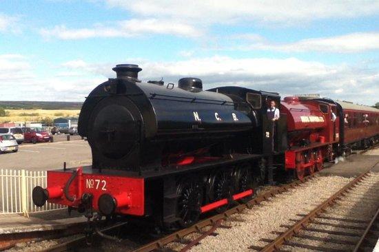 Pontypool and Blaenavon Railway: Double heading austerities.