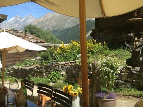 Restaurant Zum See : Perfektes Ambiente