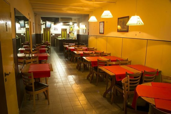 Hotel Castelmar : Comedor... mesas nuevas