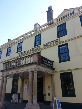 BEST WESTERN PLUS Angel Hotel: The Angel Hotel