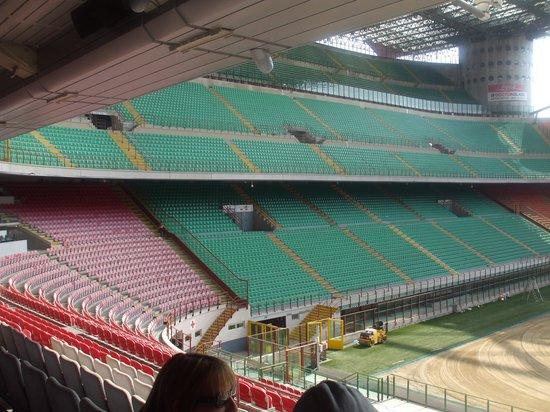 terzo anello stadio san siro milan - photo#5