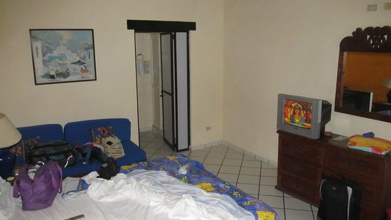 Vallarta Sun Suites & Hotel: cuartos planta baja