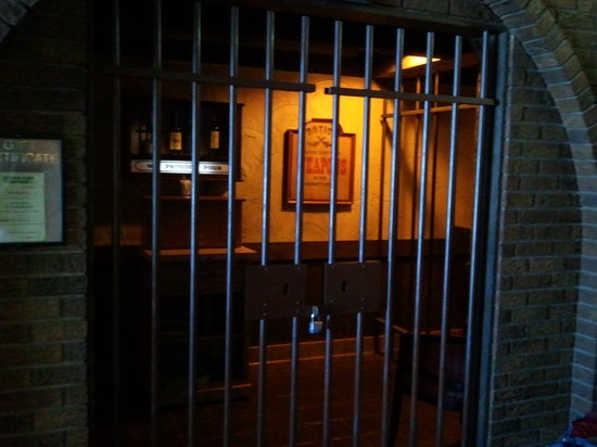 Cell Block Steak House: Cell Block Steakhouse