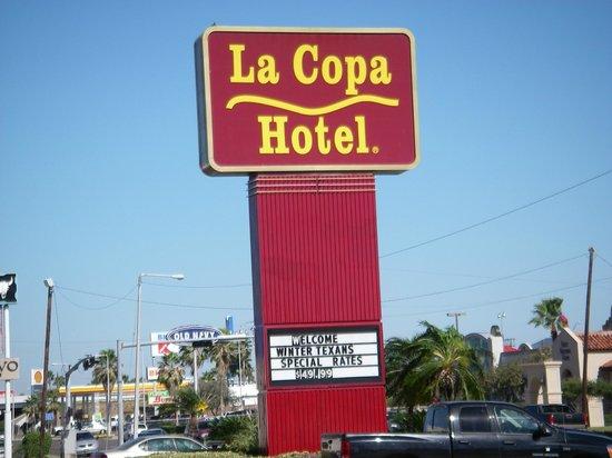 La Copa Hotel: The Copa Hotel, McAllen Texas