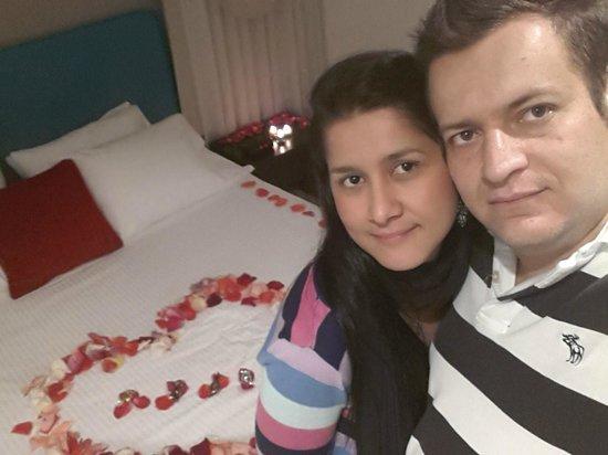 Hotel Retiro 84: Puro amor