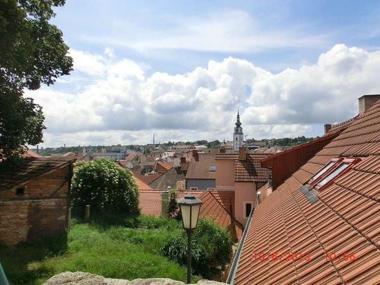 Moravia, República Checa: trebic vedute