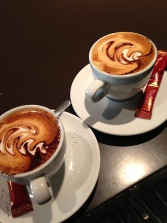 Artusi : nice coffee