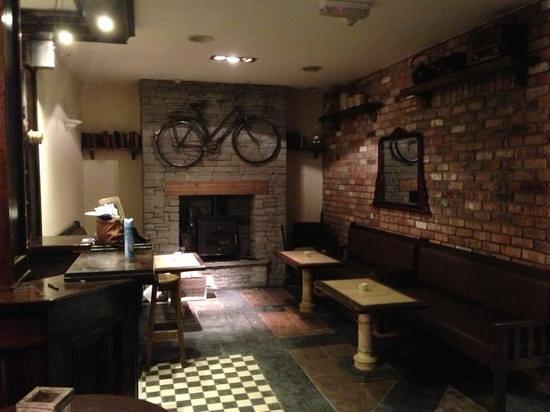The Old Market Bar: 1932 bike
