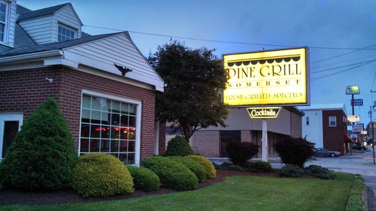Pine Grill-Savory in Somerset