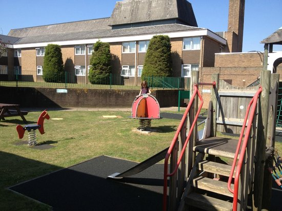 Holiday Inn Ipswich : Children's playground