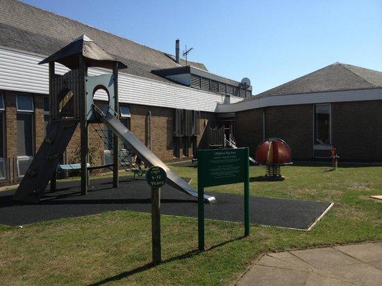 Holiday Inn Ipswich : Children's playground