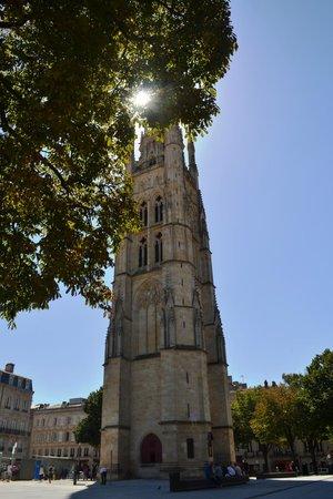 Pey-Berland Tower: Torre de Pey-Berland