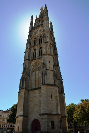 Tower of Pey-Berland: Vista de la Torre