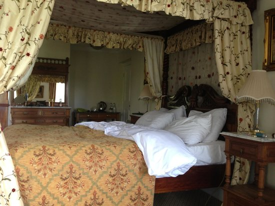 Best Western Beamish Hall Country House Hotel: Room 208