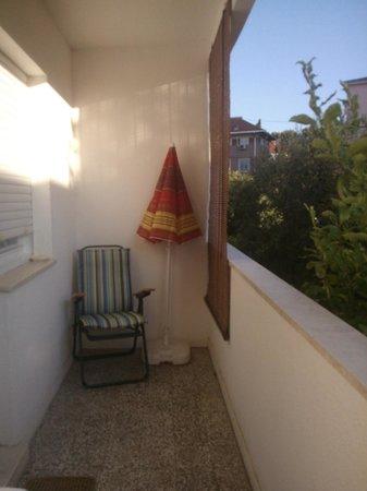 Apartments Leo : balcony