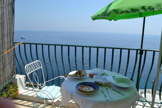 Pensione Maria Luisa - Amalfi Coast: Habitacion triple con balcon