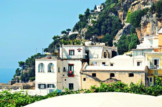 Pensione Maria Luisa - Amalfi Coast : Maria Luisa desde afuera