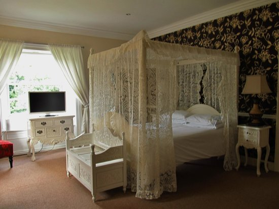 Hedgefield House Hotel: bedroom