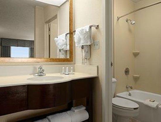 Days Inn & Suites Albuquerque North: Guet Room Vanity