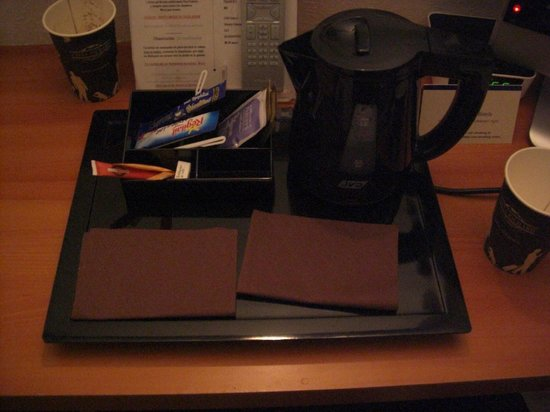 Hotel Colbert : コーヒーなど。