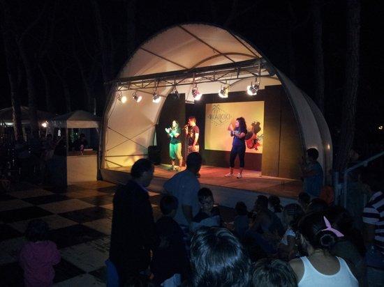 Camping Waikiki: teatro