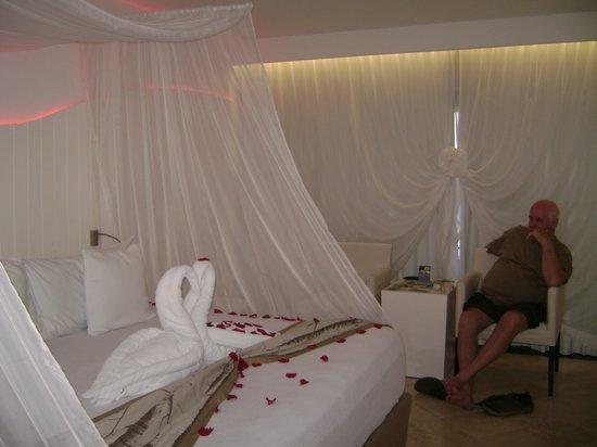 Grand Oasis Sens: nuestra suite en el 8ª