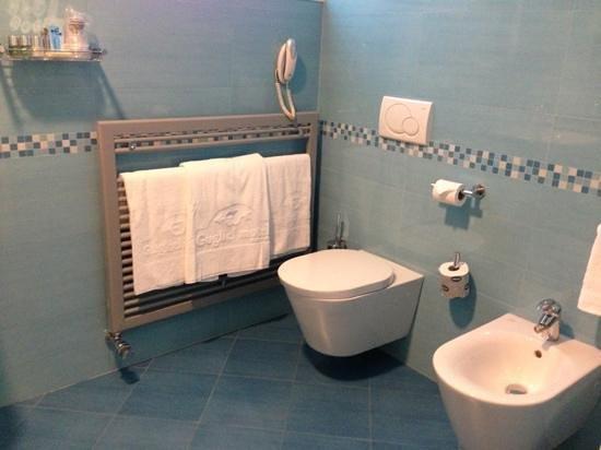 Gugliel Motel : bagno